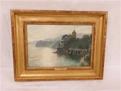 Anna Richards Brewster Painting