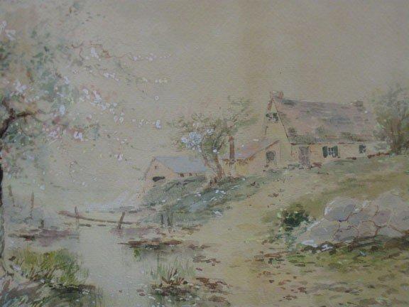 R. Hills Bemish, Watercolor - 2