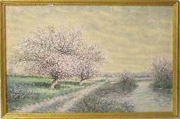 Raphael Senseman Watercolor and Gouache