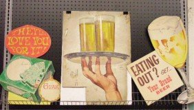 7: 1940's & 1960's Beer Ad Campaign Designs