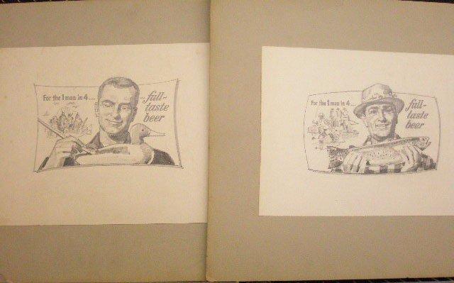 21: 1960's Schmidt's Beer Campaign Designs
