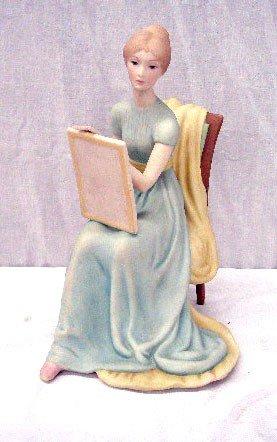 2004: Laszlo Ispanky Artist Girl Figure