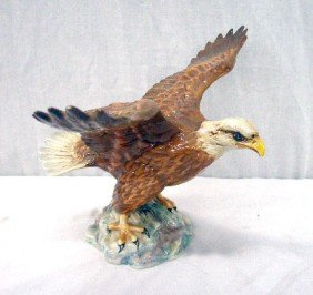 Beswick Bald Eagle Figure