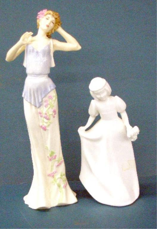 2009: Royal Doulton Figures