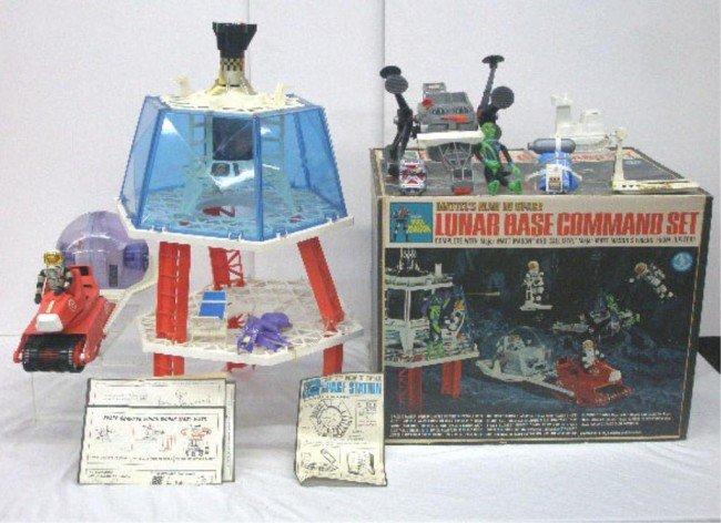 183: Mattel Major Matt Mason Lunar Base Command Set