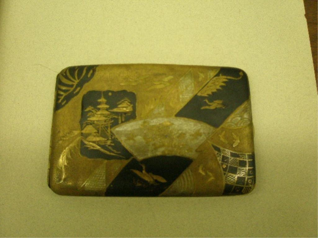 1018: Japanese Cigarette Case