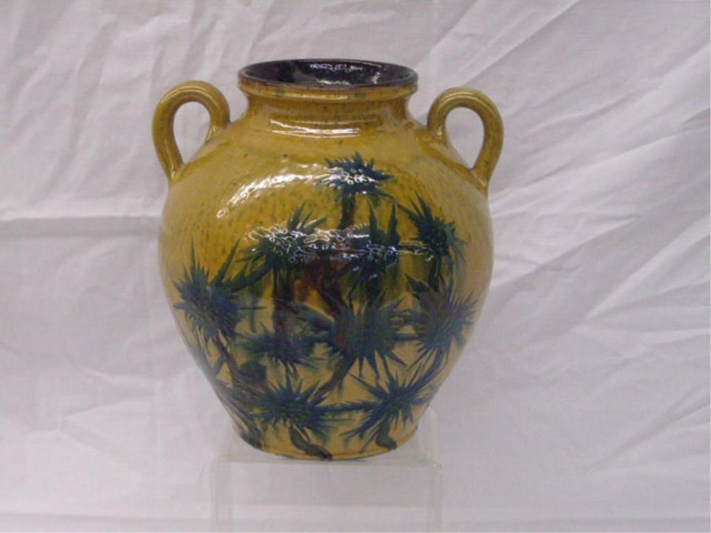 2015: Emile Simonod Savoy Pottery Vase