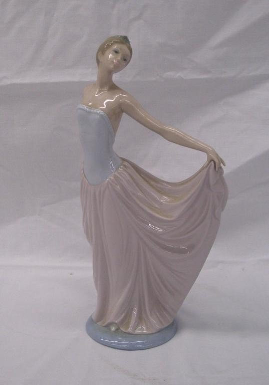 2021: Lladro Dancer Figure