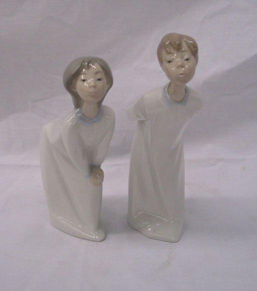 2023: Lladro Children Figures