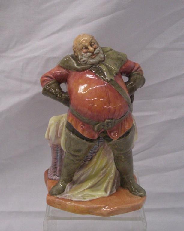 2024: Royal Doulton Falstaff Figure