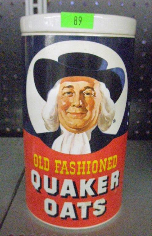 89: Regal China Quaker Oats Cookie Jar