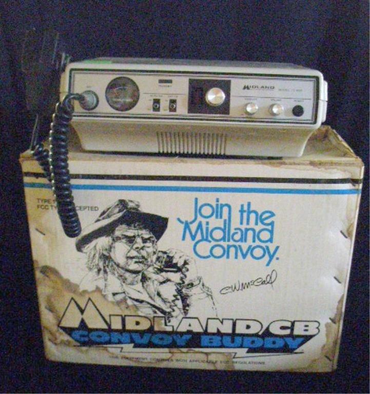 102: 1976 Midland CB Convoy Buddy