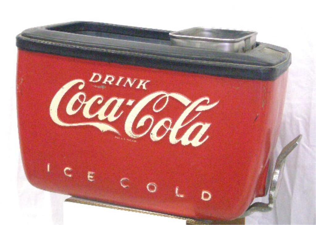 108: 1950's Coca Cola Fountain Dispenser