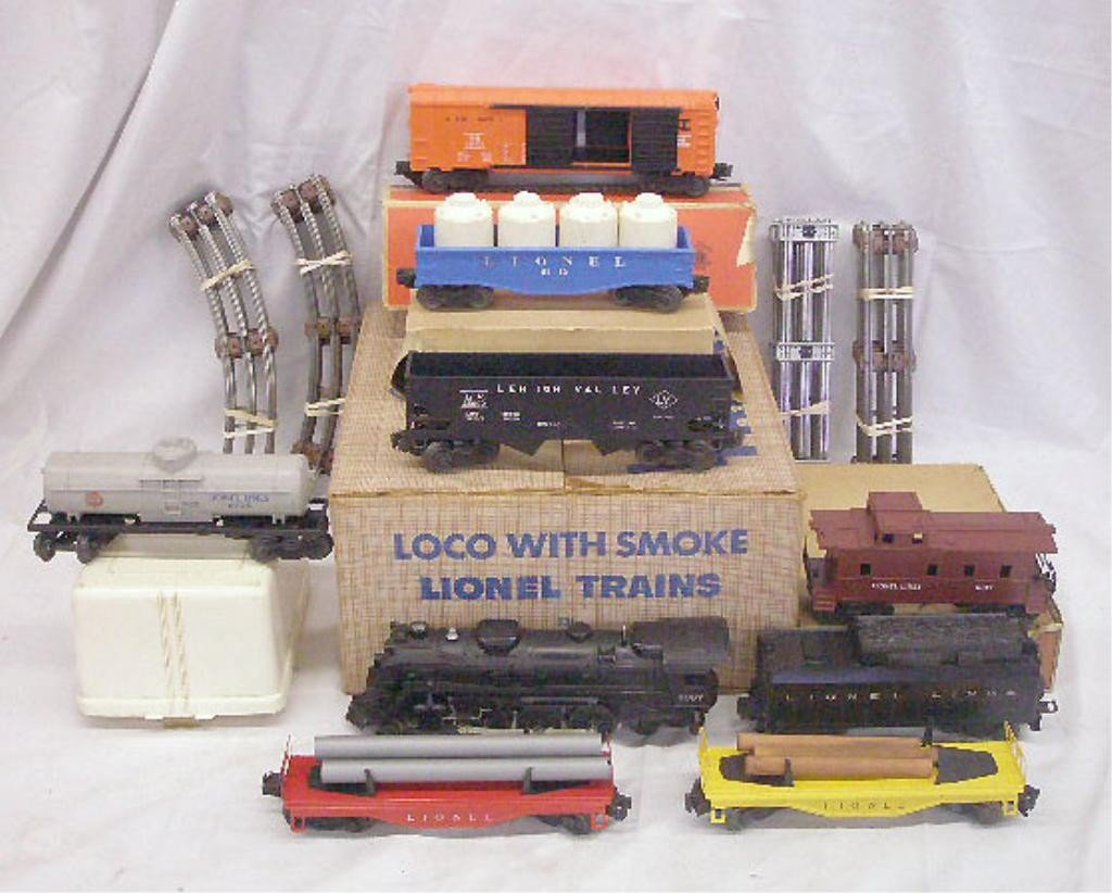 118: 1957 Lionel Freight Train Set