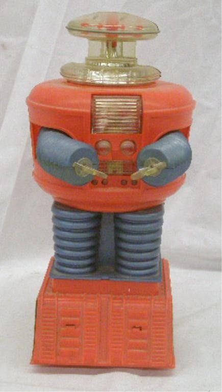 166: 1966 Remco Lost In Space Robot