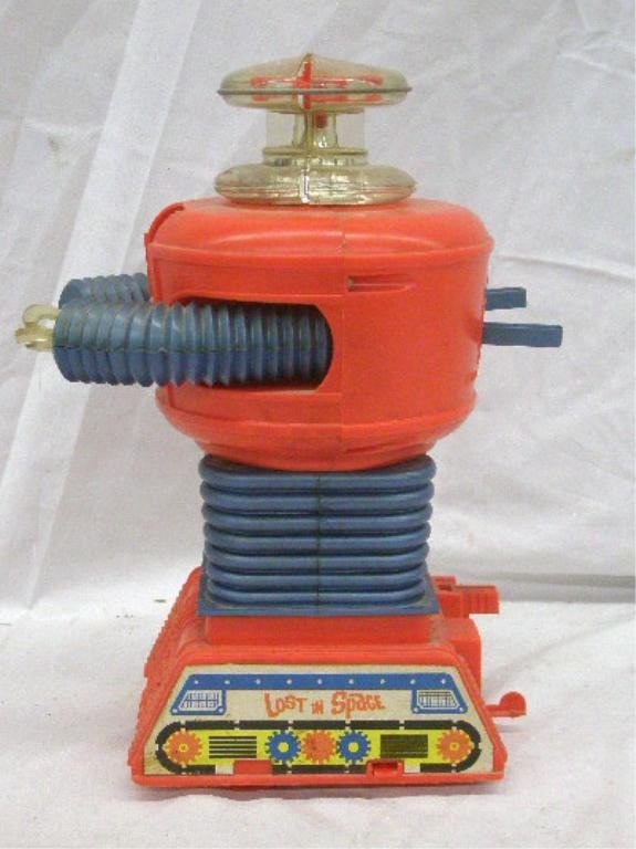 166: 1966 Remco Lost In Space Robot - 2