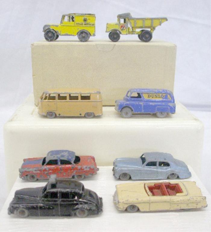 302: 1950's Lesney & Matchbox Cars