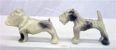 314 Vintage Cast Metal Dog Figures
