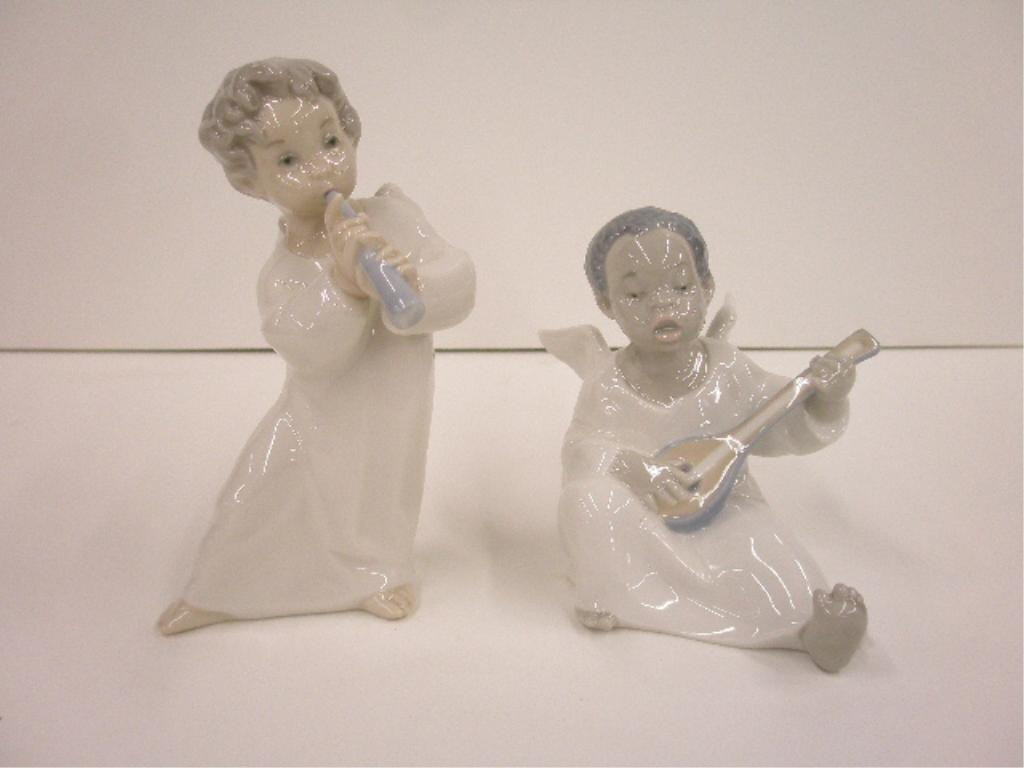 2014: Lladro Angel Figures
