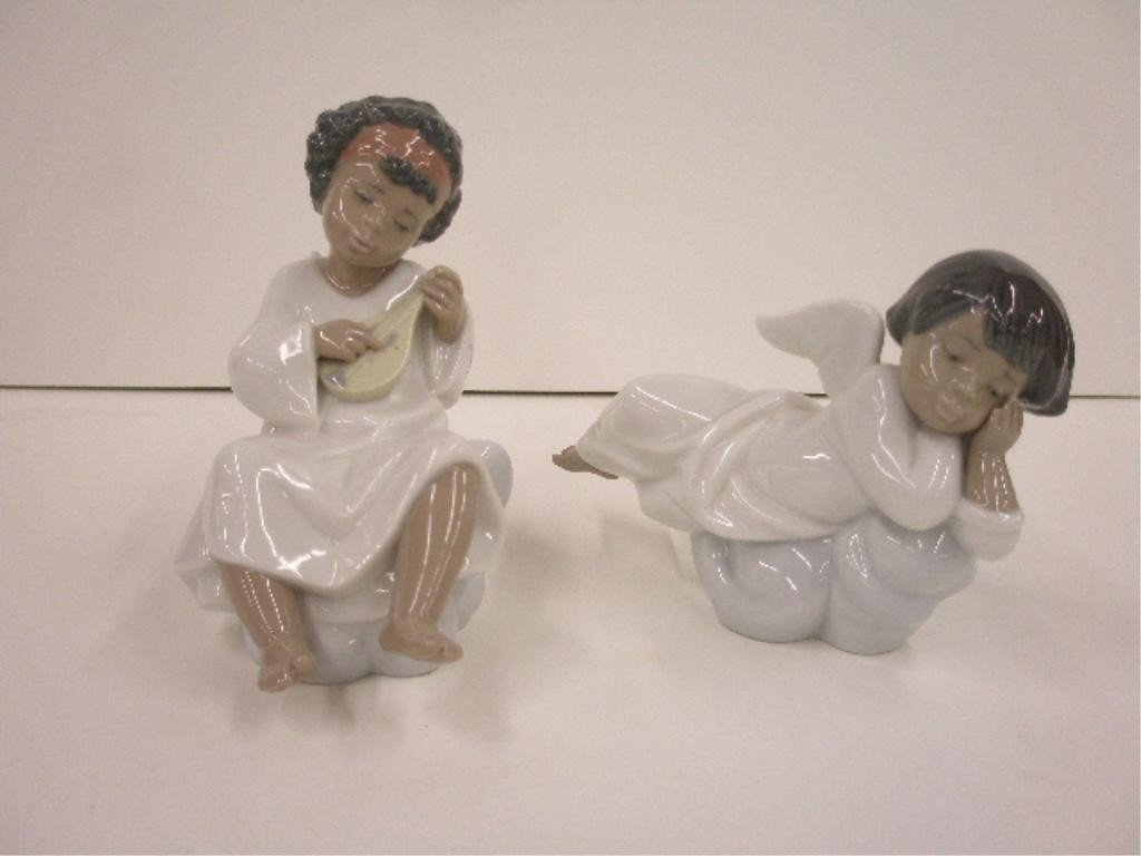 2015: Lladro Angel Figures