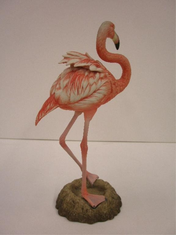 2018: Boehm Flamingo Figure - 2