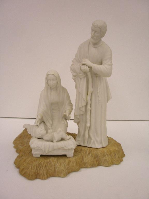 2020: Boehm The Christmas Story Nativity Figure