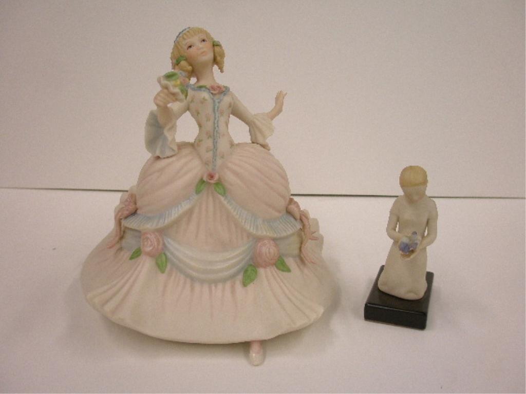 2022: Cybis Porcelain Figures