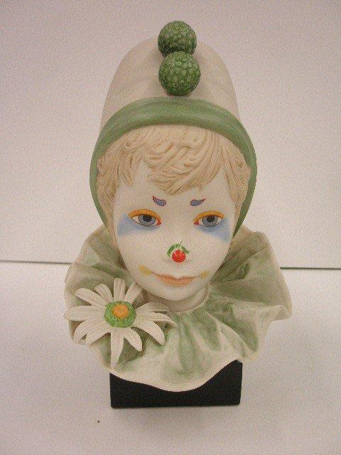2023: Cybis Funny Face Clown Bust