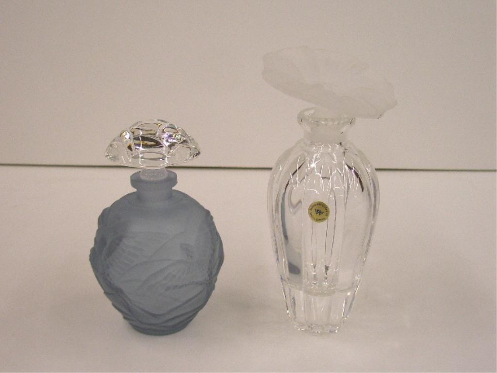 2027: German Lead Crystal Perfume Bottles