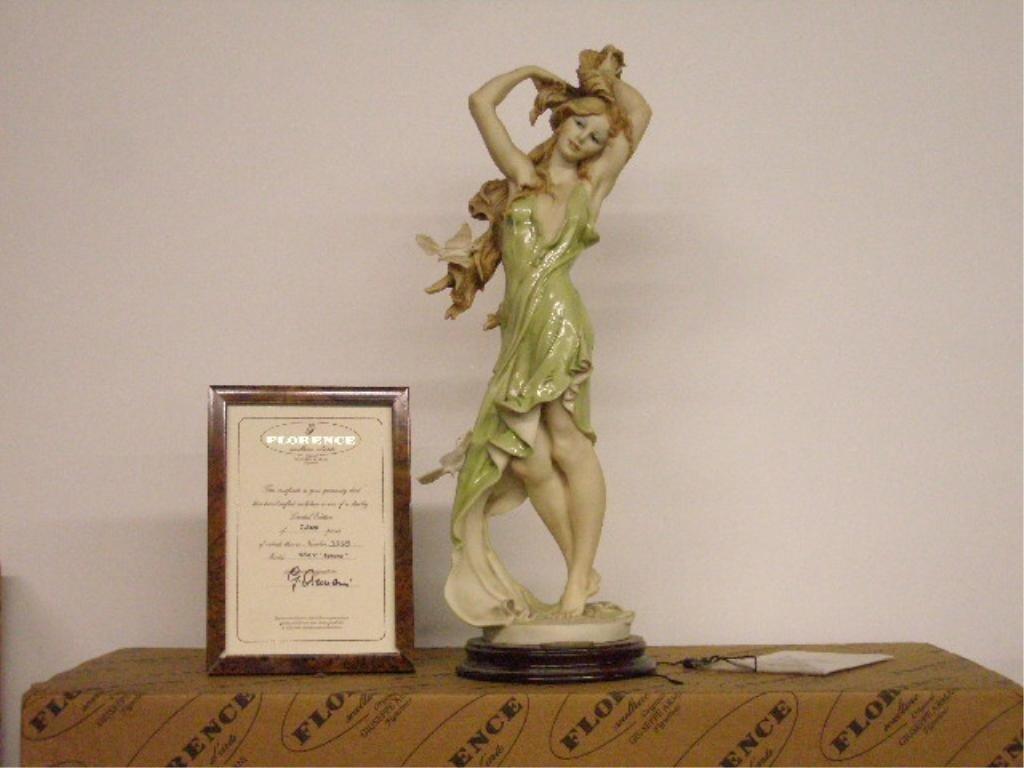 2053: Giuseppe Armani Aurora Figure