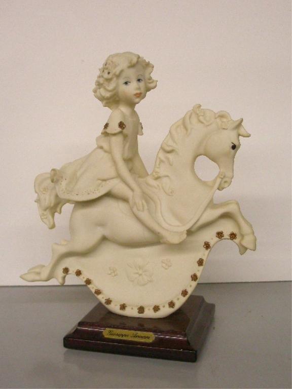 2061: Giuseppe Armani Shy Rider Figure