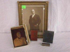 1007: Dr. I.P. Strittmatter Framed Photograph