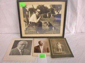 1012: Dr. I.P. Strittmatter Vintage Photos