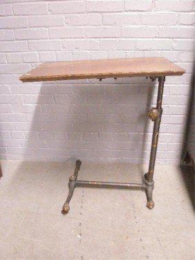Vintage Invalid's Table