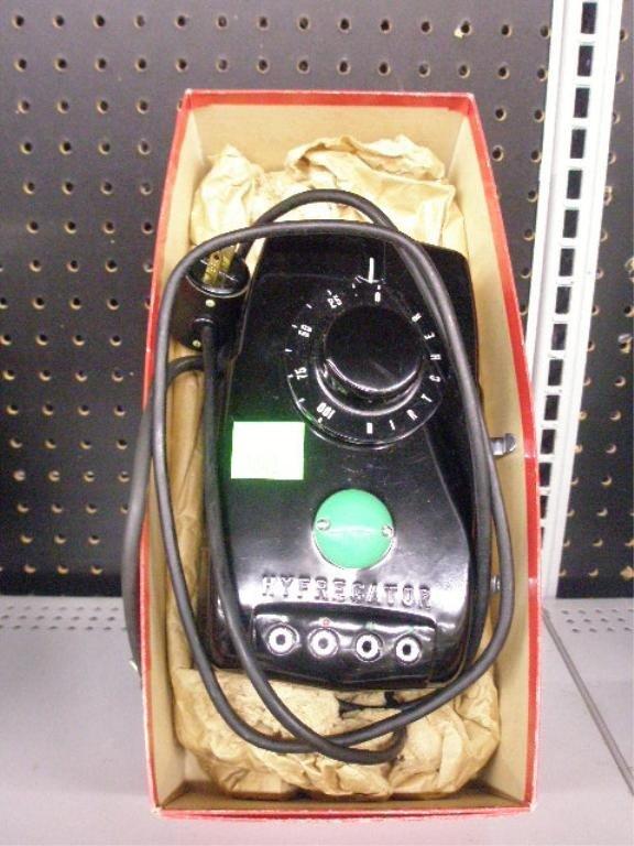 """1042: Birtcher Corporation """"Hyfrecator"""" probing machine"""