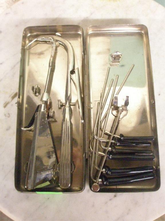 1044: Ermold 8pc Dental Instrument Set