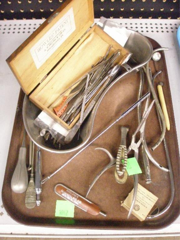 1062: Strittmatter Private Hospital (Phila.) Equipment