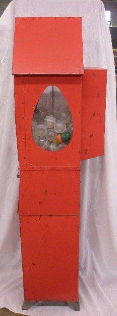 1097: 1960's Northwestern Pecking Chicken Machine - 2
