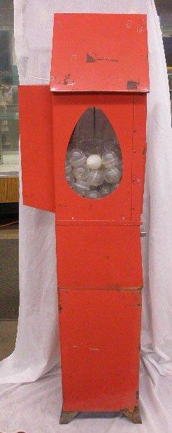 1097: 1960's Northwestern Pecking Chicken Machine - 4