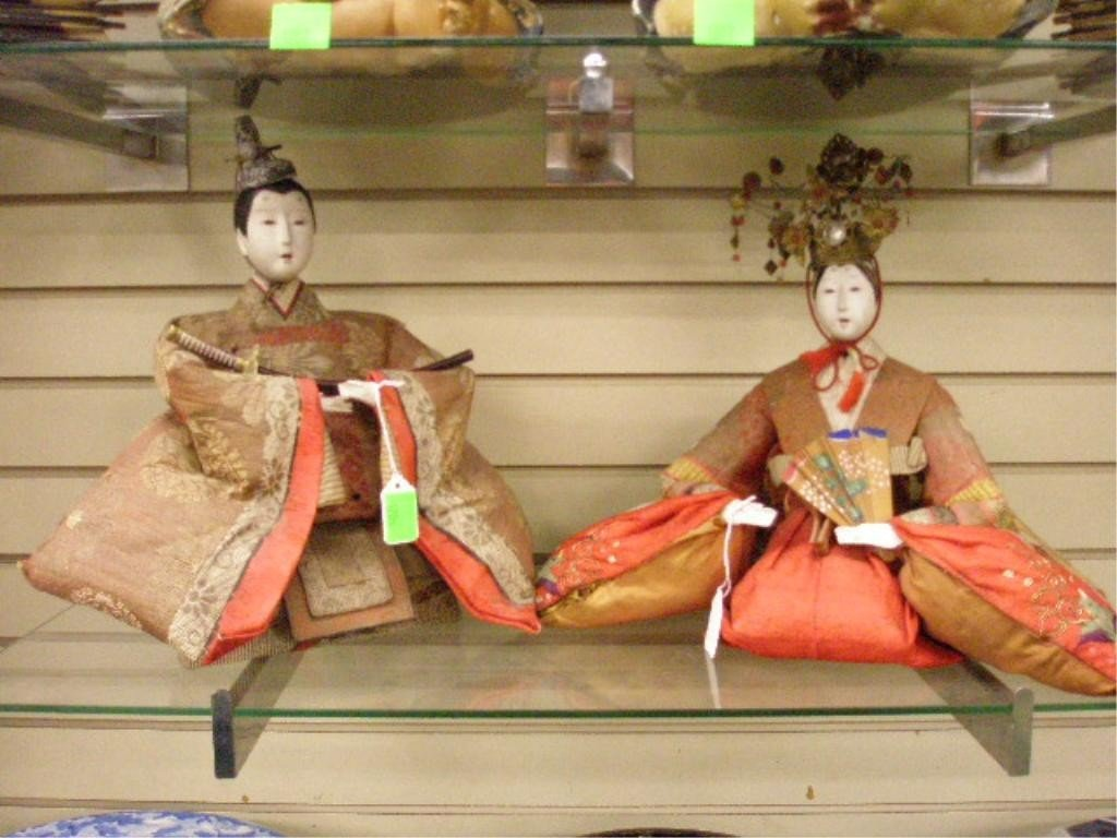 1206: Pr Japanese Dolls