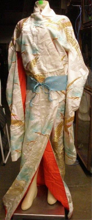 1236: Japanese Kimono