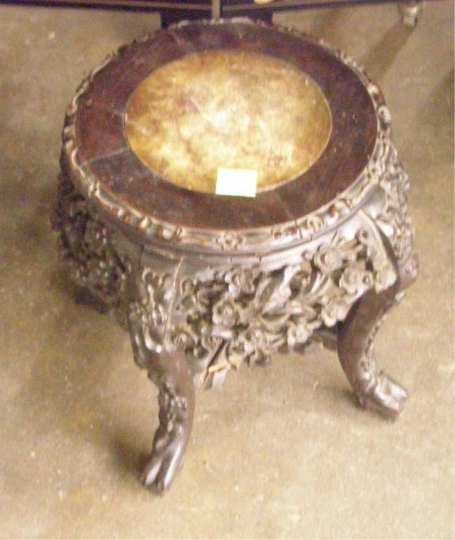 1247: Chinese Tabouret