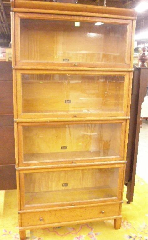 1346: Hale, Herkimer NY Bookcase