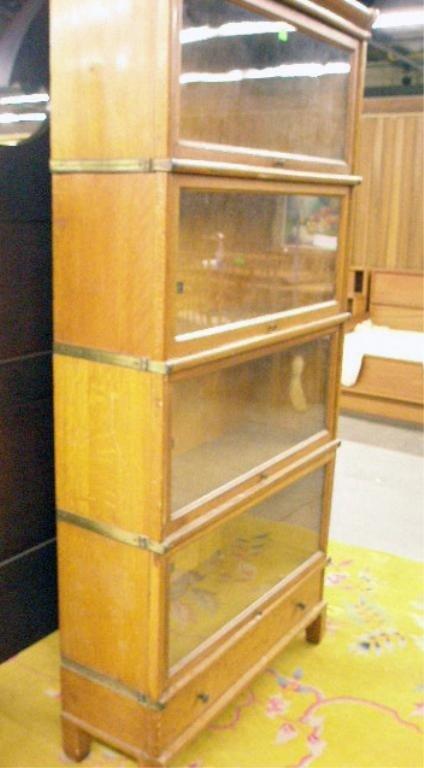 1346: Hale, Herkimer NY Bookcase - 3