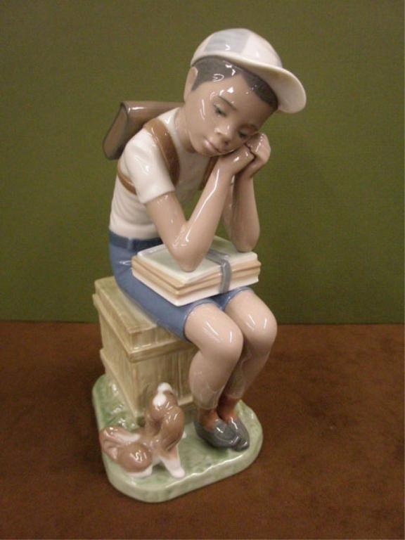 2007: Lladro Exam Day Figure