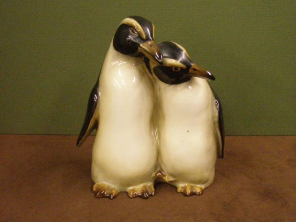 2015: Royal Doulton Penguins Figure