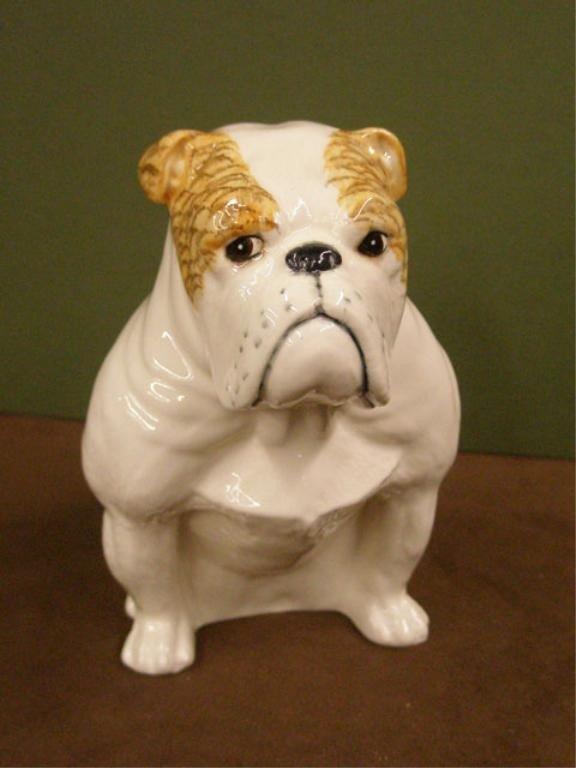 2016: Royal Doulton Bulldog Figure