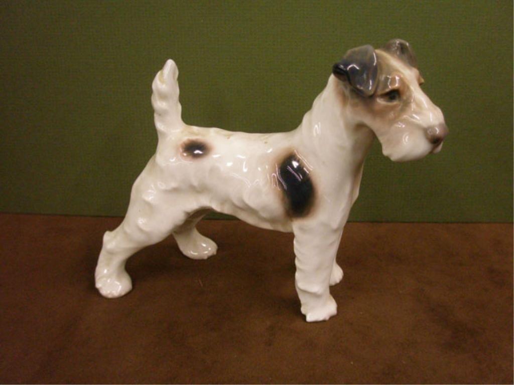 2023: Bing & Grondahl Terrier Figure