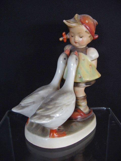 """6022: Hummel """"Goose Girl"""" # 47/0 TM 2"""