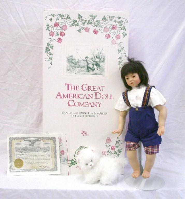3: Rotraut Schrott Porcelain Poyi Doll